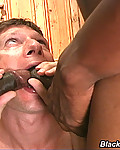 Gallery from Blacks on Boys! Twink double teamed by 2 black dicks gay