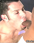 Gallery from Blacks on Boys! Interracial gay blowjob assfucking jerkoff