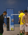 Gallery from Sneaky Peek! Footballers Changing Room