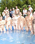 Gallery from Haze Him! These pledges get wet, naked, and a little horny