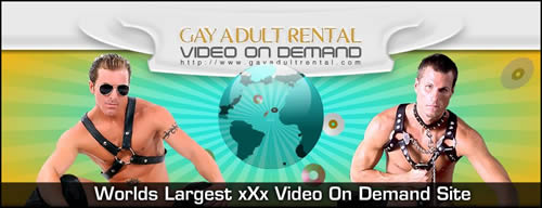 Gay Adult Rental: porn video on demand