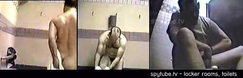 Spy Tube Videos: hidden male locker